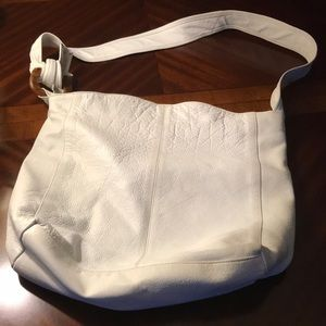 Vintage Kenneth Cole Leather hobo purse/tote bag